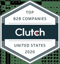 Clutch Top B2B Companies United States 2020