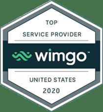 Wimgo Top Service Provider United States 2020