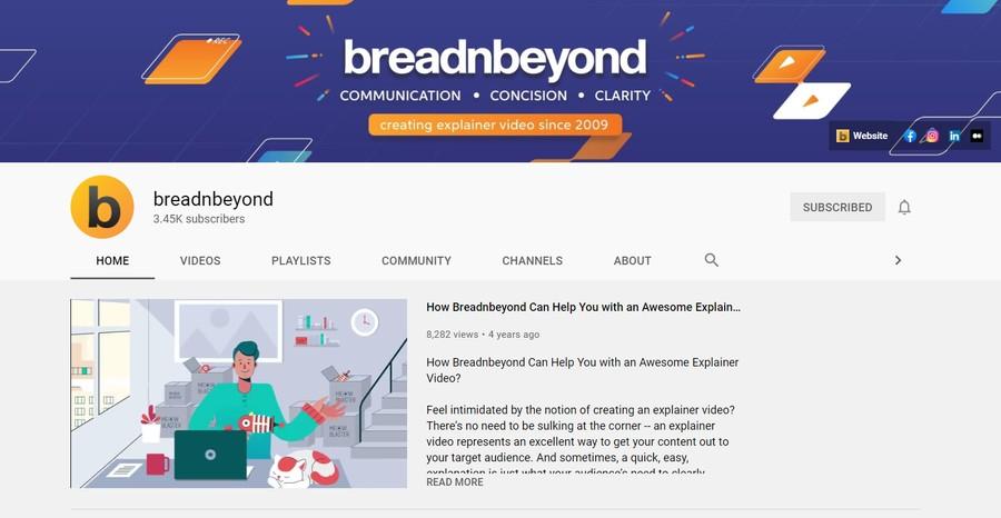 Breadnbeyond