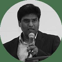 Headshot of Ranjit Gavalla