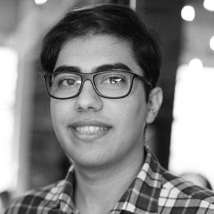 Headshot of Amir Shahzeidi
