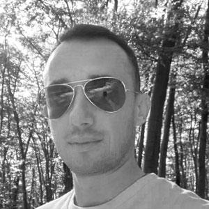 Headshot of Georgi Todorov