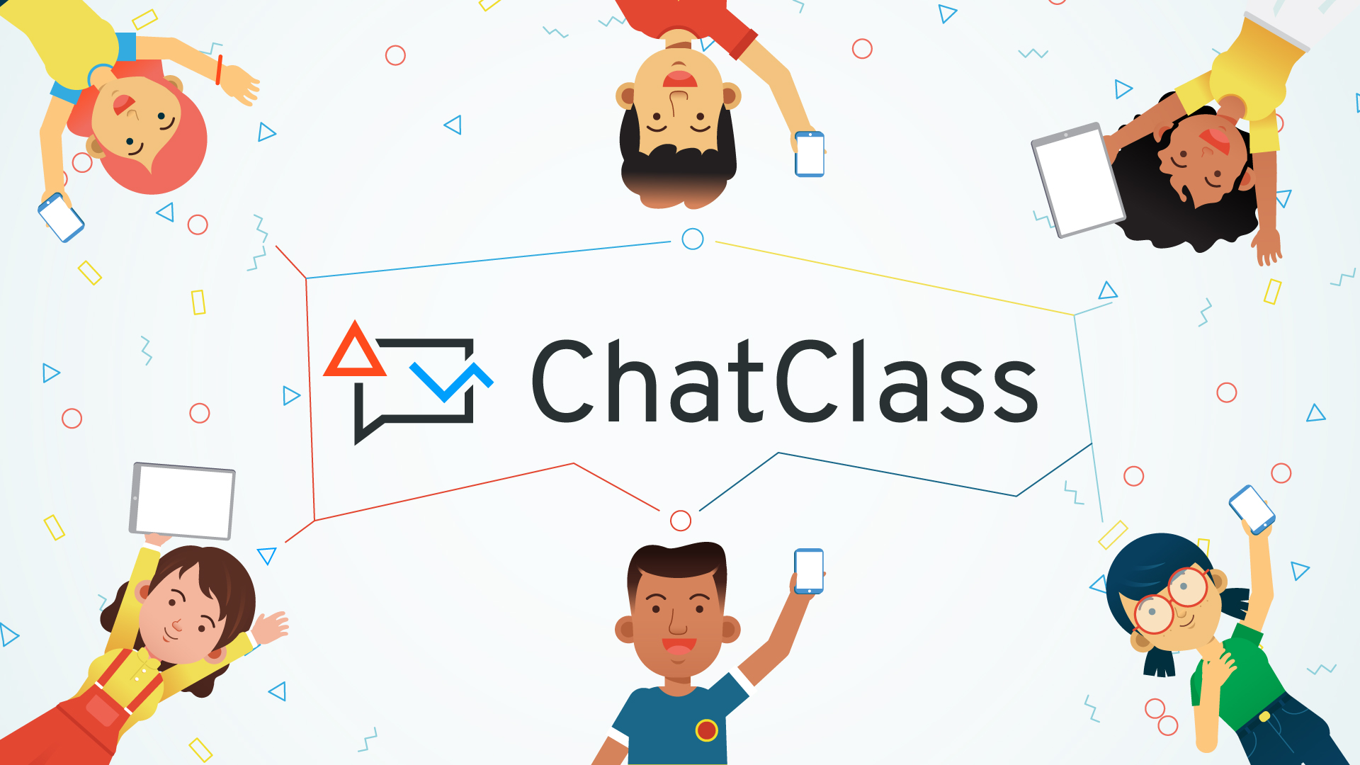 Watch video of ChatClass