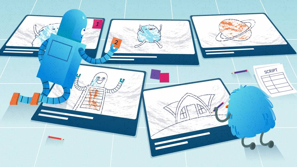 Why Storyboarding is a Vital Step in Explainer Video Production