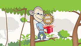 Halton Monkey