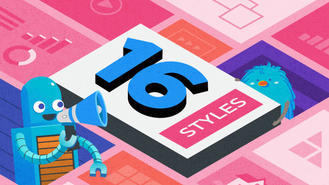 Thumbnail for 16 Amazing Styles of Video Animation