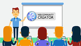 web community creator