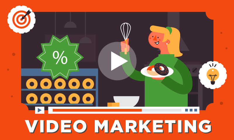 Video Marketing Statistics that's Going to Rock 2020 [INFOGRAPHIC]
